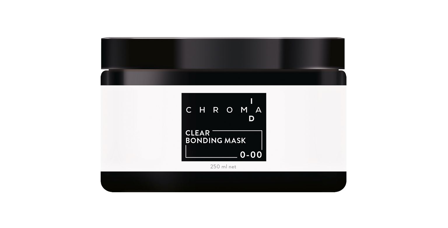 Chroma ID Clear Bonding Mask