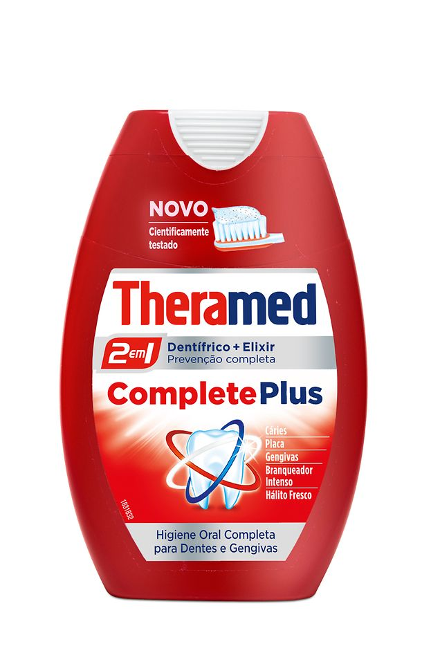Theramed 2em1 Complete Plus