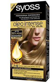 Syoss Oleo Intense Natural