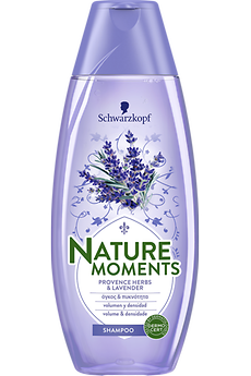 Nature Moments Provence Herbs & Lavender Shampoo