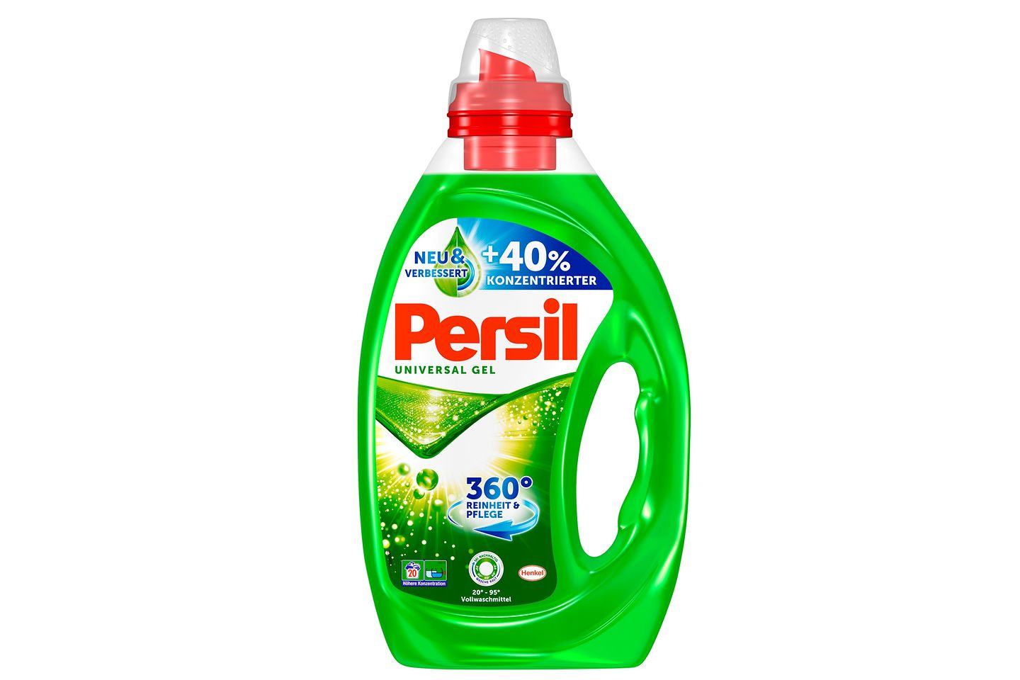 Persil - The bottles are 100 percent recyclable