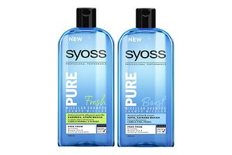 Gama Syoss Pure - Fresh e Boost